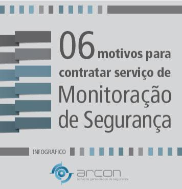 Motivos para contratar serviço de Monitoração de Segurança
