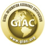 GIAC Information Security Certifications