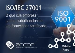 White Paper  ISO/IEC 27001