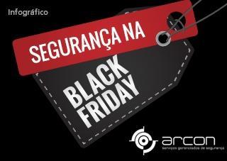 Infográfico - Segurança na Black Friday