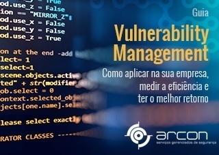Guia – Vulnerability Management