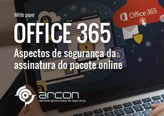 Segurança com o office 365